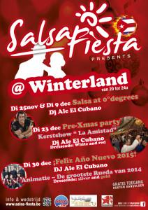 Salsa Fiesta Winterland 2014