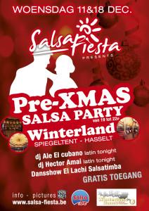 Salsa Fiesta Winterland 2013