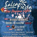 Salsa Fiesta Hot Havana Night 2