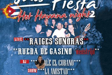 Salsa Fiesta Hot Havana Night 2