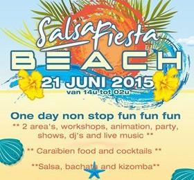salsa fiesta beach De Plas Kelchterhoef
