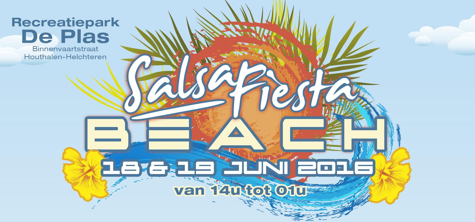 Salsa Fiesta Beach 2016