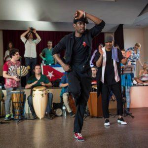 salsa fiesta presenta Cuba experiencia