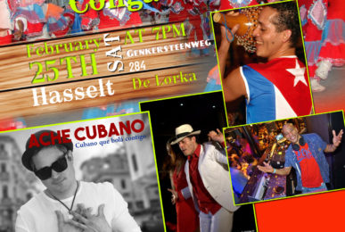 Salsa fiesta Conga Cubana (3)