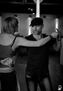Eddy Thys (Dansschool Salsa pura vida, Belgium)