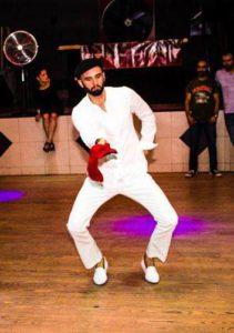 Nico Siriany (Camina dance school, Belgium)