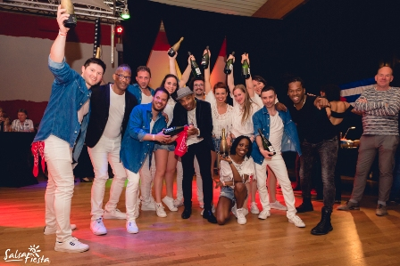 Winnaar Rueda de casino Award 2018 El Solar